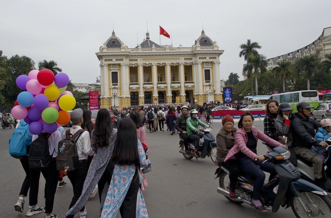 美國總統川普和北韓領導人金正恩預定27-28日在越南河內舉行高峰會,河內當局正在...