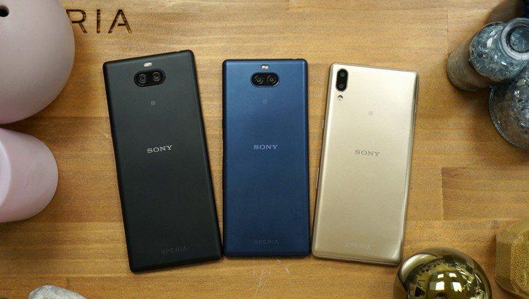 Sony Mobile於MWC發布了4款新機,其中3款很快會在台灣上市的是Xpe...