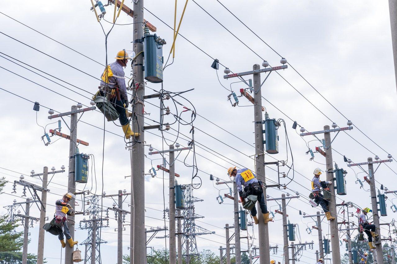 台電今年一舉招募700名新進人員。圖/台電公司提供