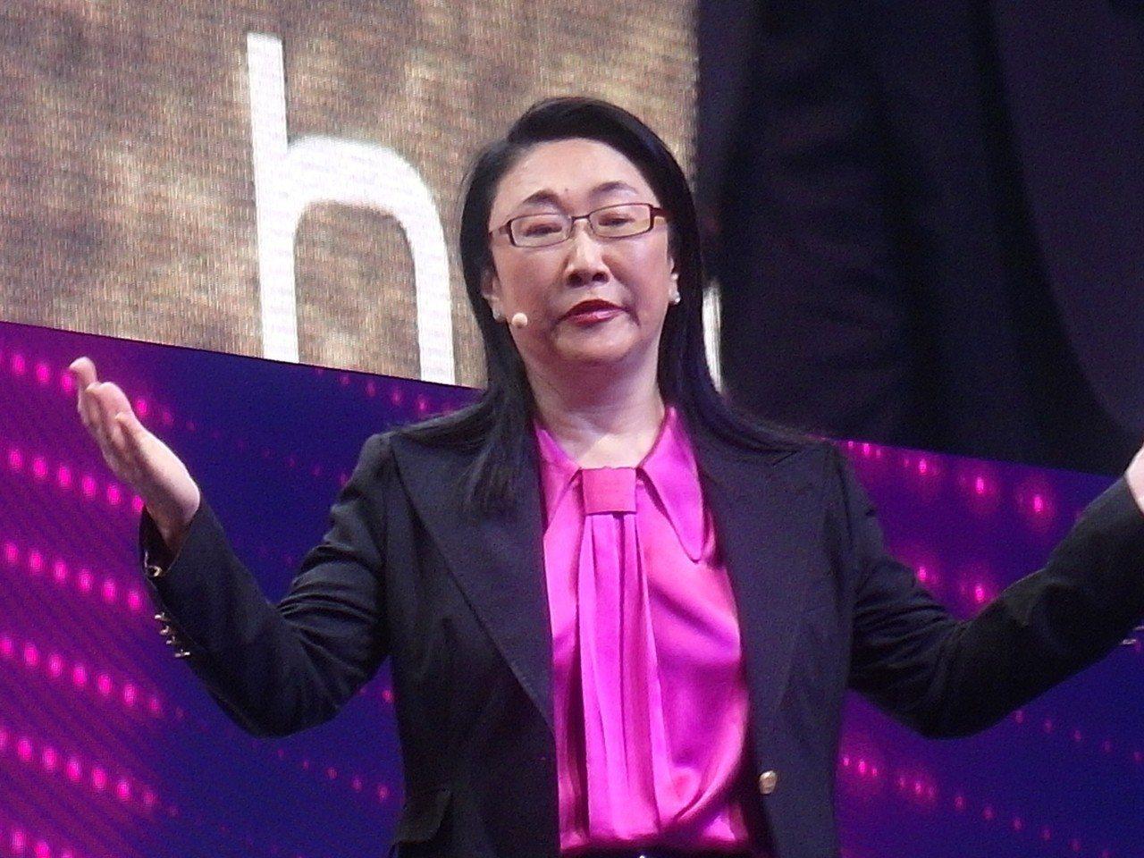 宏達電董事長王雪紅。聯合報系資料照片/記者何佩儒攝影