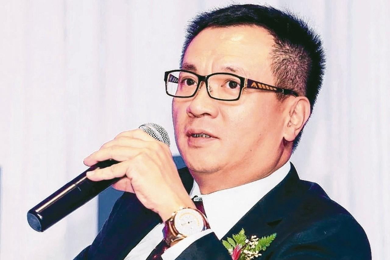 聯德-KY董事長徐啟峰