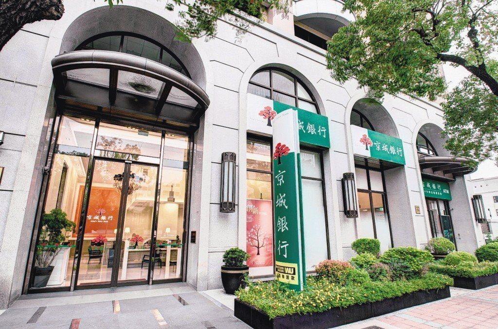 京城銀行。 圖/聯合報系資料照片