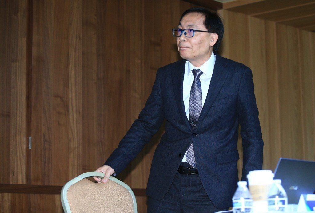 牧德科技董事長汪光夏。 聯合報系資料照片/記者陳正興攝影