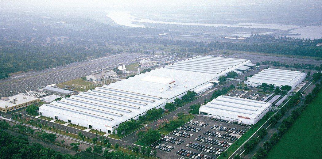 2019年開始Honda Taiwan啟動5年約40億屏東工廠的生產設備及新機種...