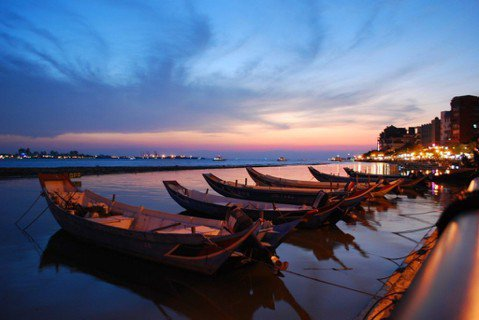 小漁港填築與方舟計畫——前瞻計畫下,千瘡萬孔的淡水