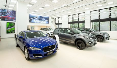 Jaguar Land Rover強化台灣市場戰略佈局 全新授權經銷商開幕