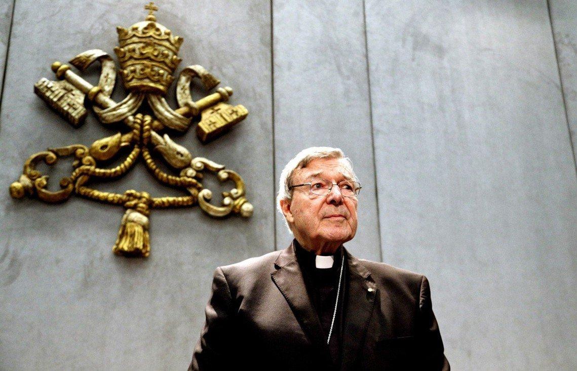 梵蒂岡位高權重的第三把手、澳洲籍樞機主教喬治.佩爾(George Pell),因...