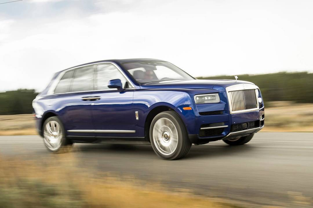 價格真的不是問題 Rolls-Royce Cullinan訂單接不完!