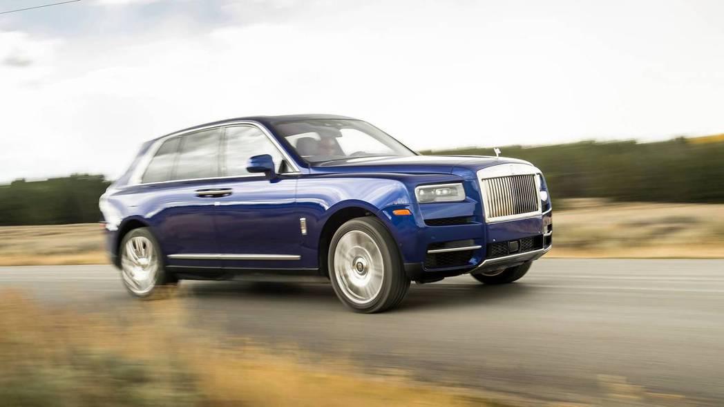 購買Rolls-Royce Cullinan的車主中,出現了將近一半從未擁有過「...