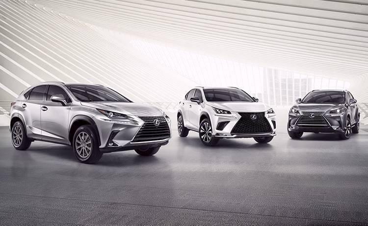Lexus達成全球銷售1000萬輛的里程碑。 摘自Lexus