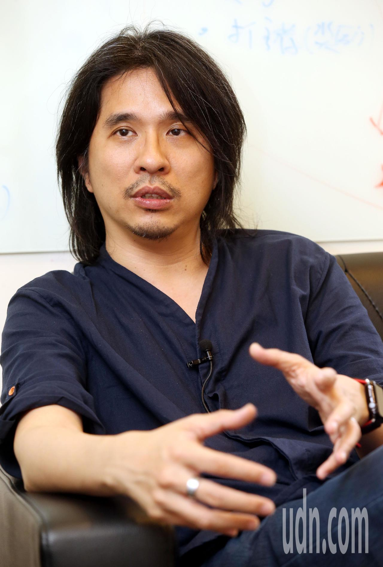 台大電機系教授葉丙成。本報資料照片