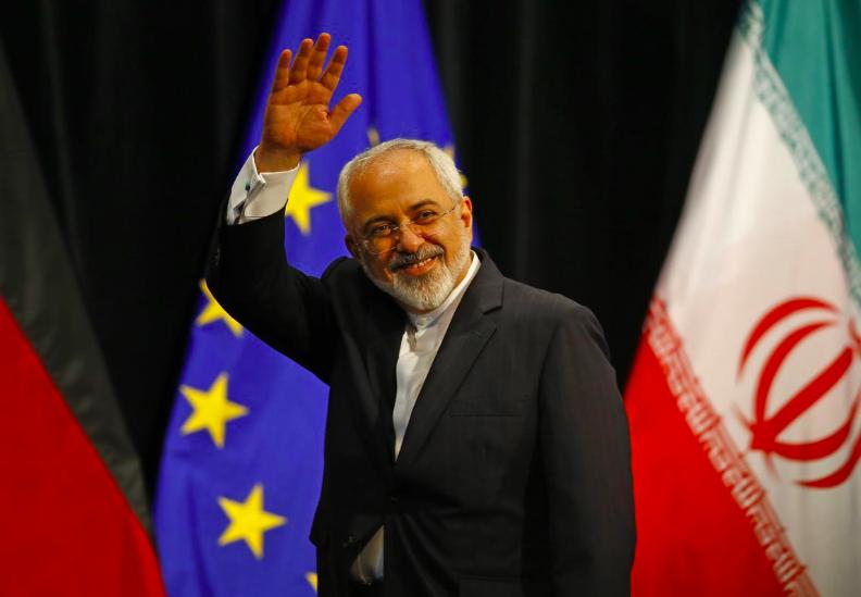 伊朗外交部長查瑞夫25日突然宣布請辭。路透