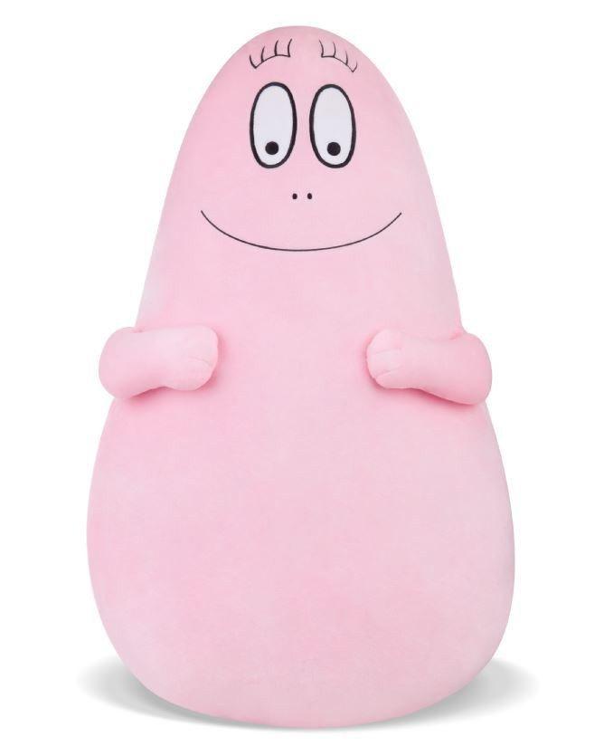 全家便利商店推出的泡泡先生玩偶,集滿400點加價349元或2,000點加價299...