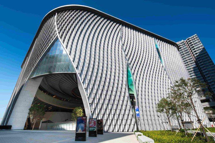 全新開幕「戲曲中心」為香港最新文創熱點。圖/港旅局提供