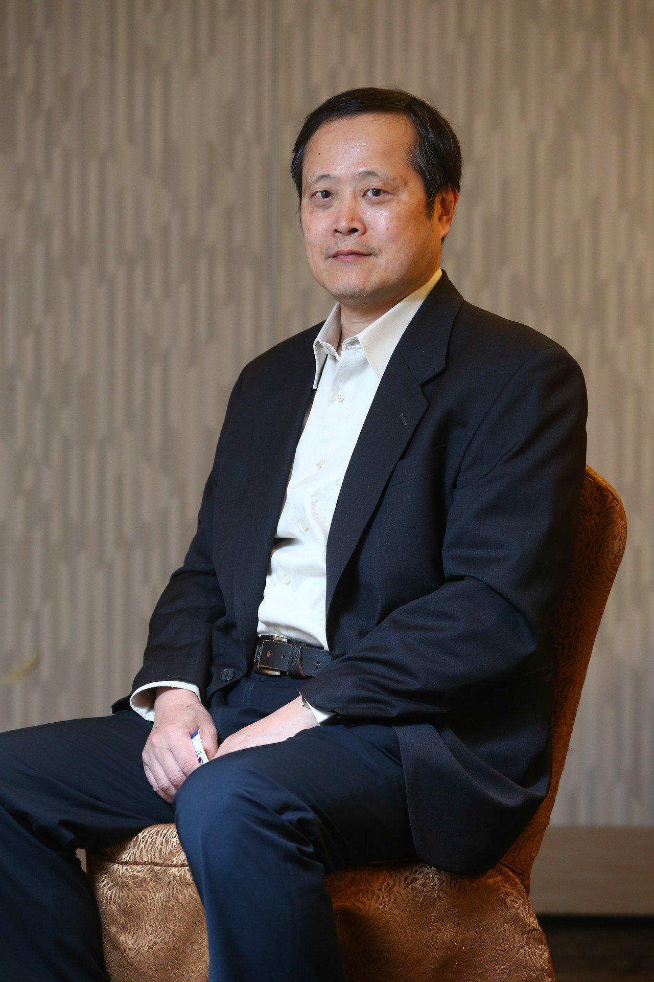 國衛院癌症研究所所長陳立宗。記者葉信菉/攝影