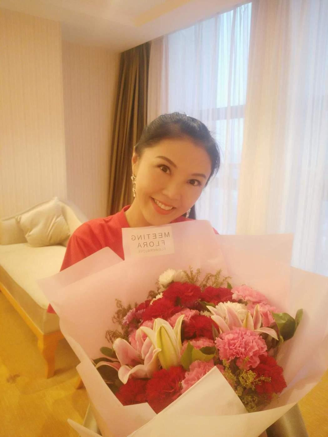 劉樂妍有「女版黃安」稱號。圖/摘自臉書