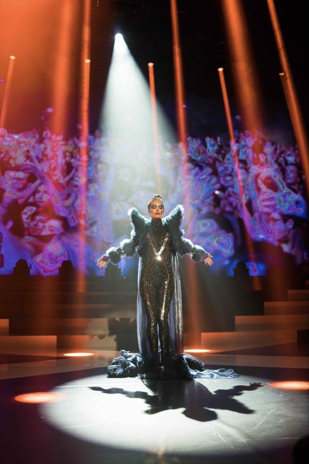 「逆光天后」於3月8日在台上映。圖/傳影互動提供
