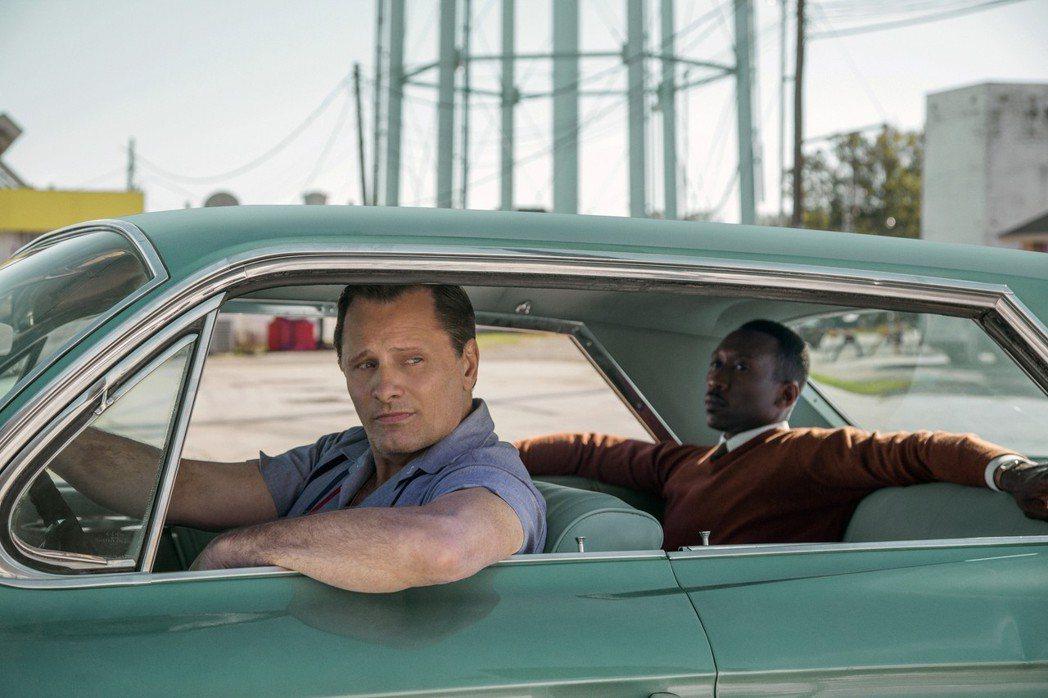 《幸福綠皮書》勇奪奧斯卡最佳影片,被認為與美國大環境有關。圖/Catchplay