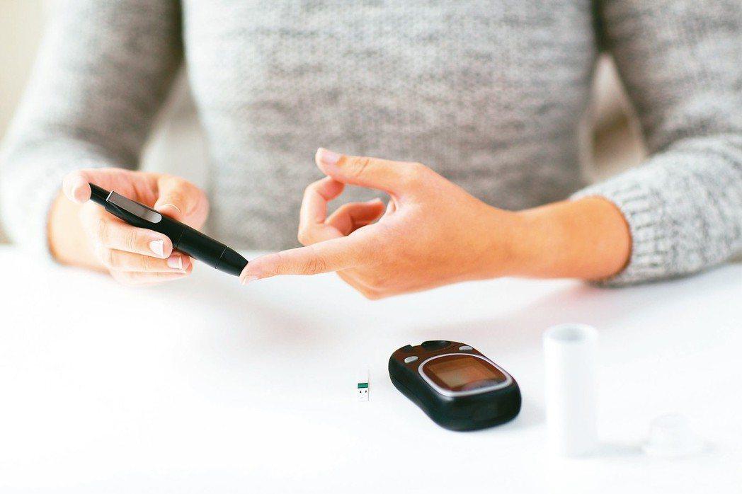 糖尿病治療最重要就是良好及穩定的血糖管理。 圖/123RF