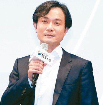 智崴資訊科技董事長黃仲銘 本報系資料庫