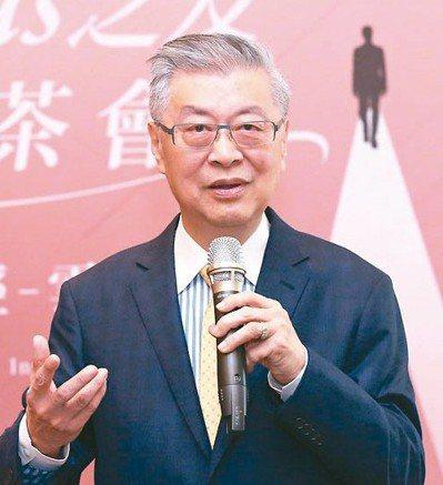 前行政院長陳冲。 聯合報系資料照/記者林俊良攝影