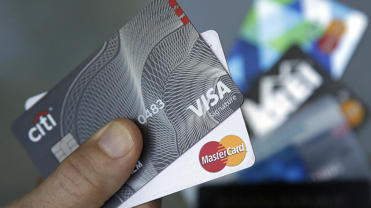 台灣仍有827萬之20歲以上民眾未持有信用卡。美聯社