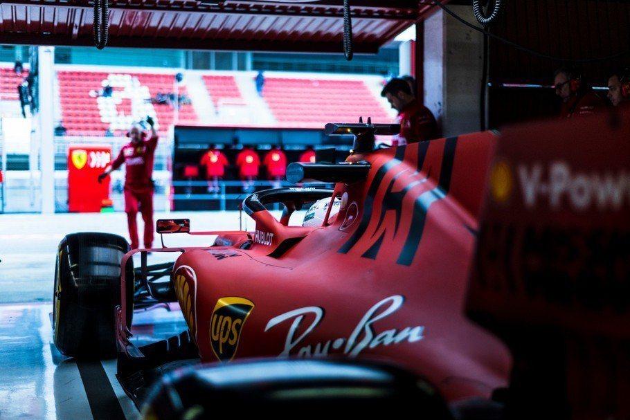 2019賽季紅軍Ferrari能否重振旗鼓? 摘自Scuderia Ferrar...