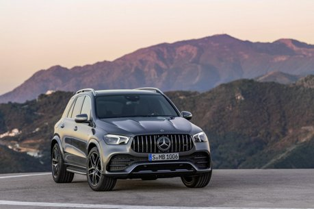油電休旅新勢力Mercedes-AMG GLE 53 4Matic+日內瓦車展登場!
