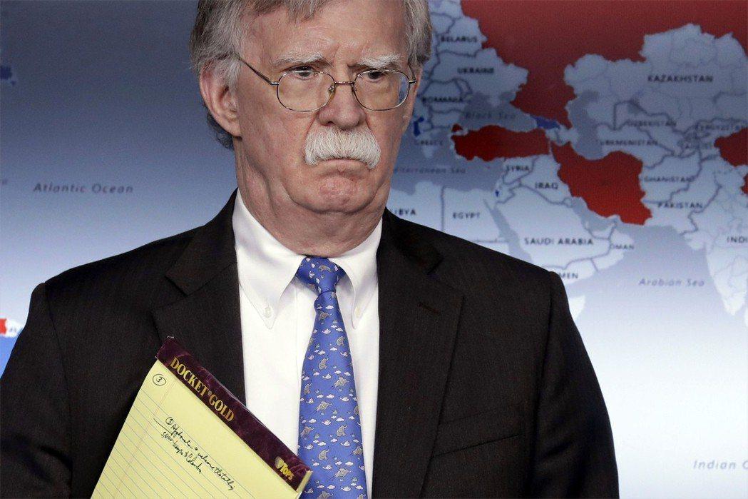 白宮國家安全顧問波頓在元月底,有意無意間透露,欲派遣5,000名士兵到委內瑞拉鄰...