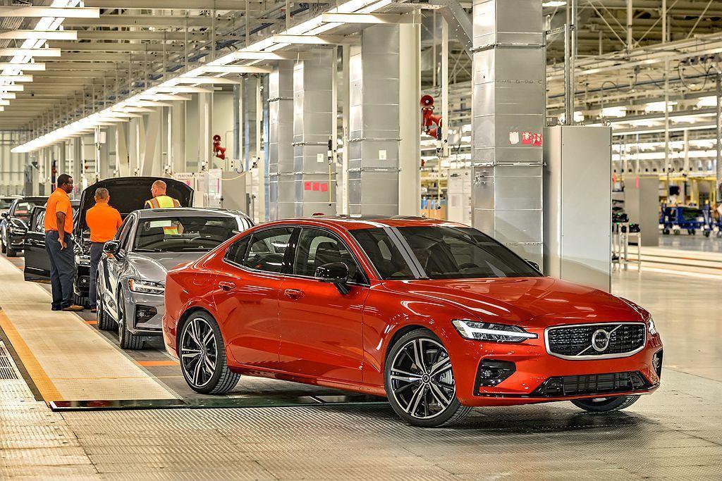 美國生產的全新第三代S60除能滿足美國與歐洲市場的銷售需求外,未來也會導入土耳其、澳大利亞、紐西蘭、中東、非洲和亞太地區(不包含中國)等共93個國家銷售。 圖/Volvo提供