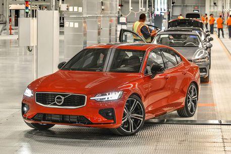 向「Made in China」說掰掰!美製新Volvo S60開始出貨到歐洲市場