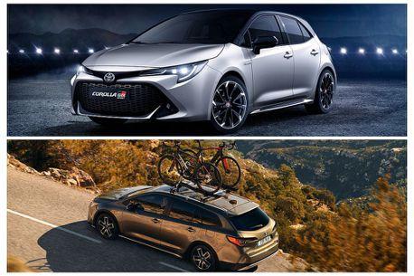 不只運動,連跨界也有!Toyota推出Corolla GR SPORT及Corolla TREK