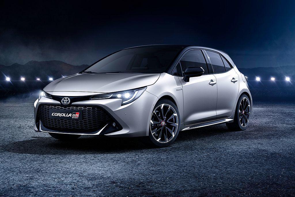 Toyota GAZOO Racing賽車部門針對Corolla GR SPOR...