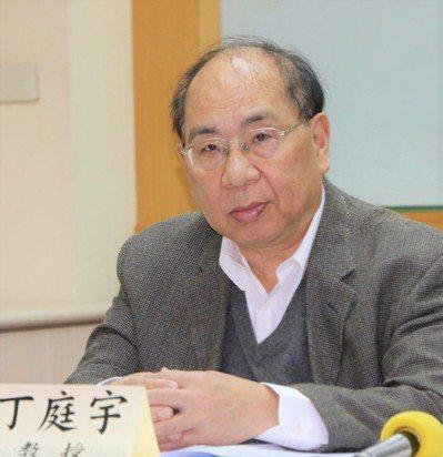 北市大教授丁庭宇27日表示,民進黨為顧全2020大局,可能陣前換將。(photo...