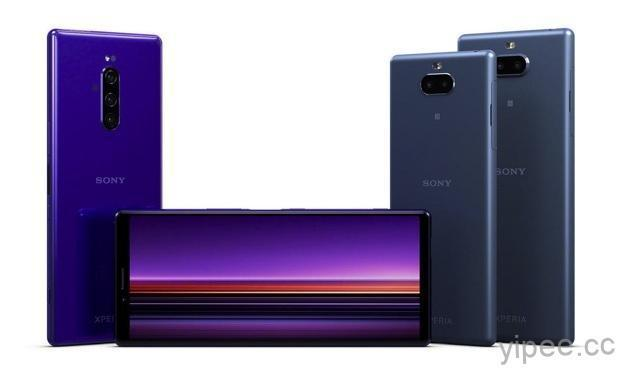 圖片及資料來源:Sony Mobile