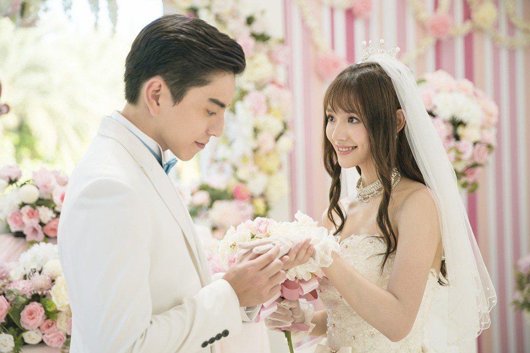「一吻定情」熱映中。圖/京騰娛樂提供