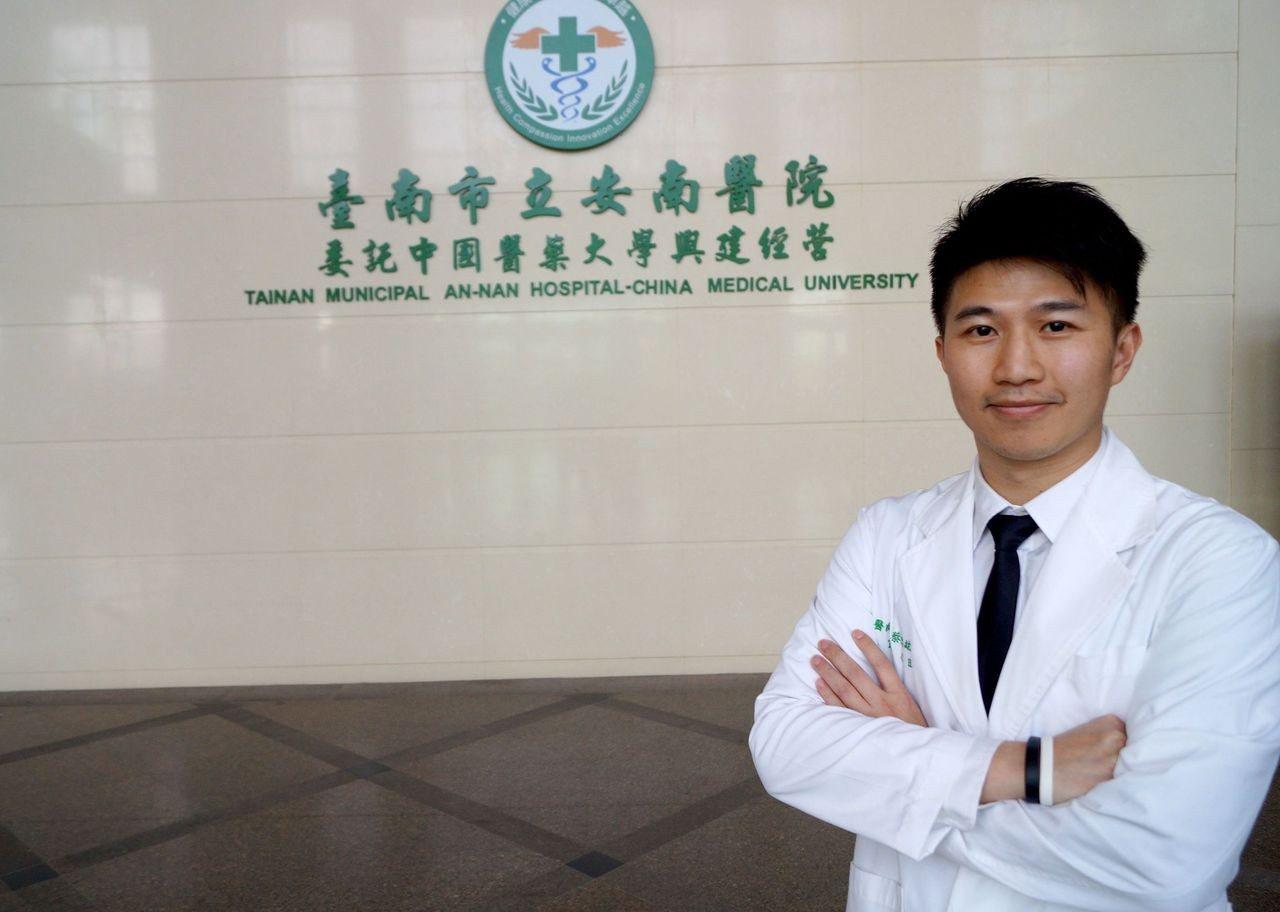 安南醫院健檢中心主任蔡忠紘醫師。 圖/安南醫院提供