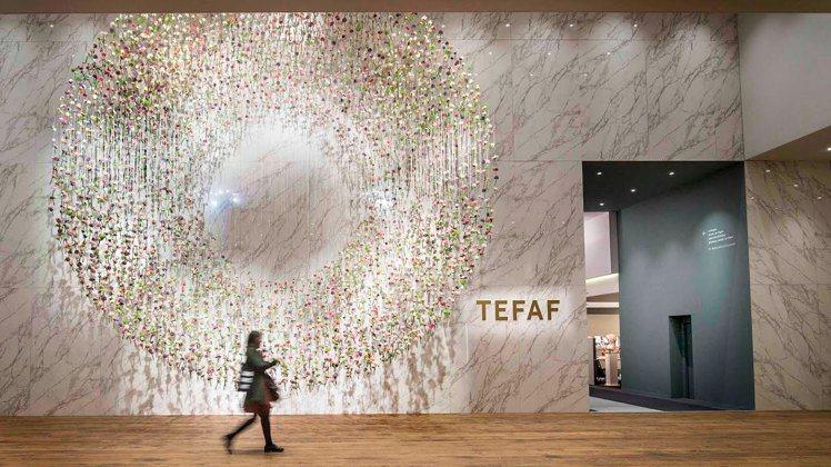 全球頂級藝術博覽會TEFAF Maastricht 會場今年共有279家國際頂尖...