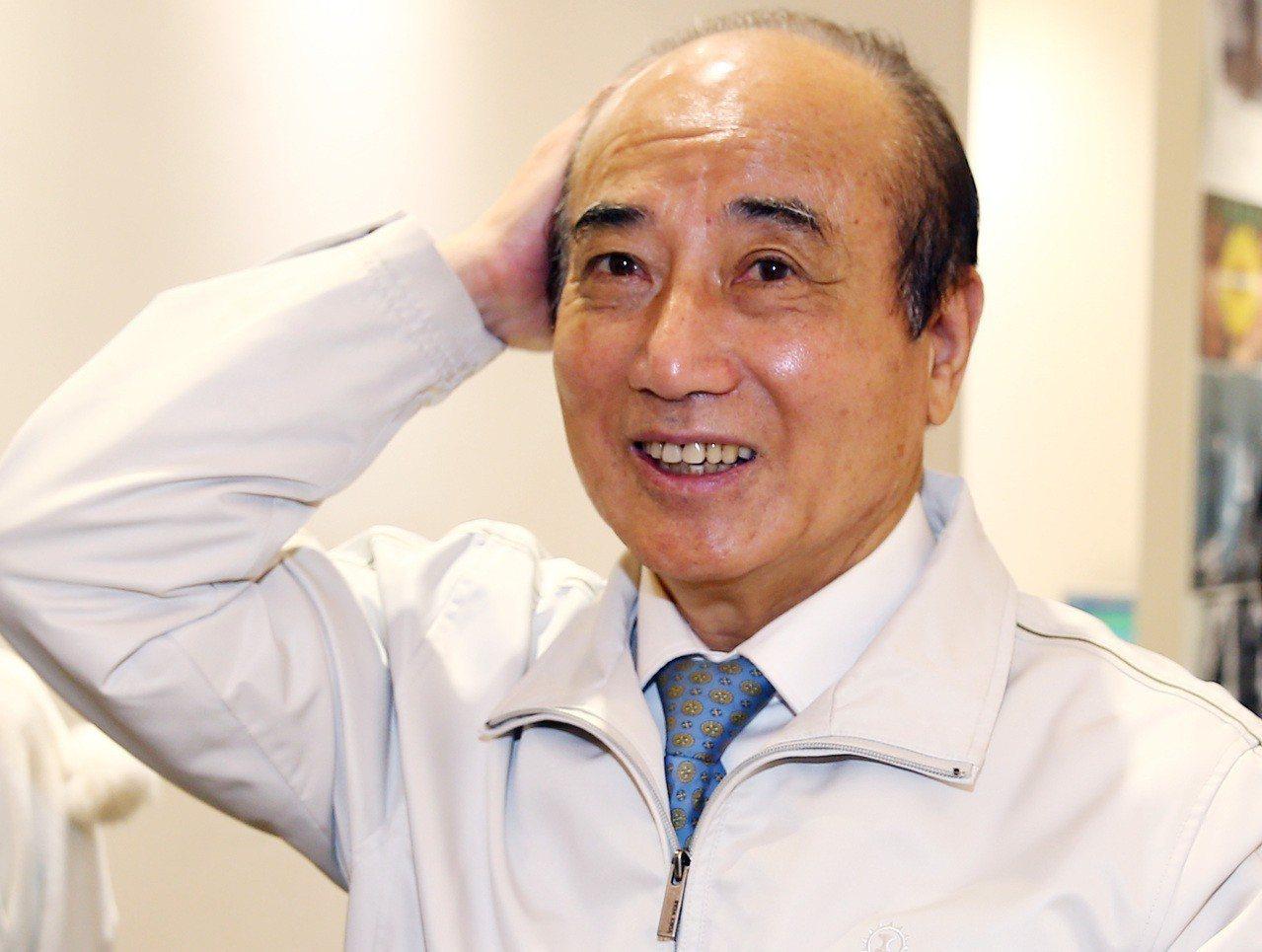國民黨立委王金平3月7日將宣布參選總統。 圖/聯合報系資料照