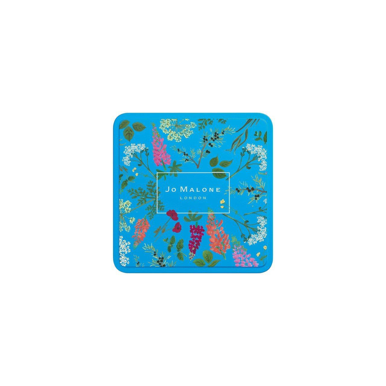 Jo Malone英倫河岸限量系列收藏盒2入裝,共3色。圖/Jo Malone提...