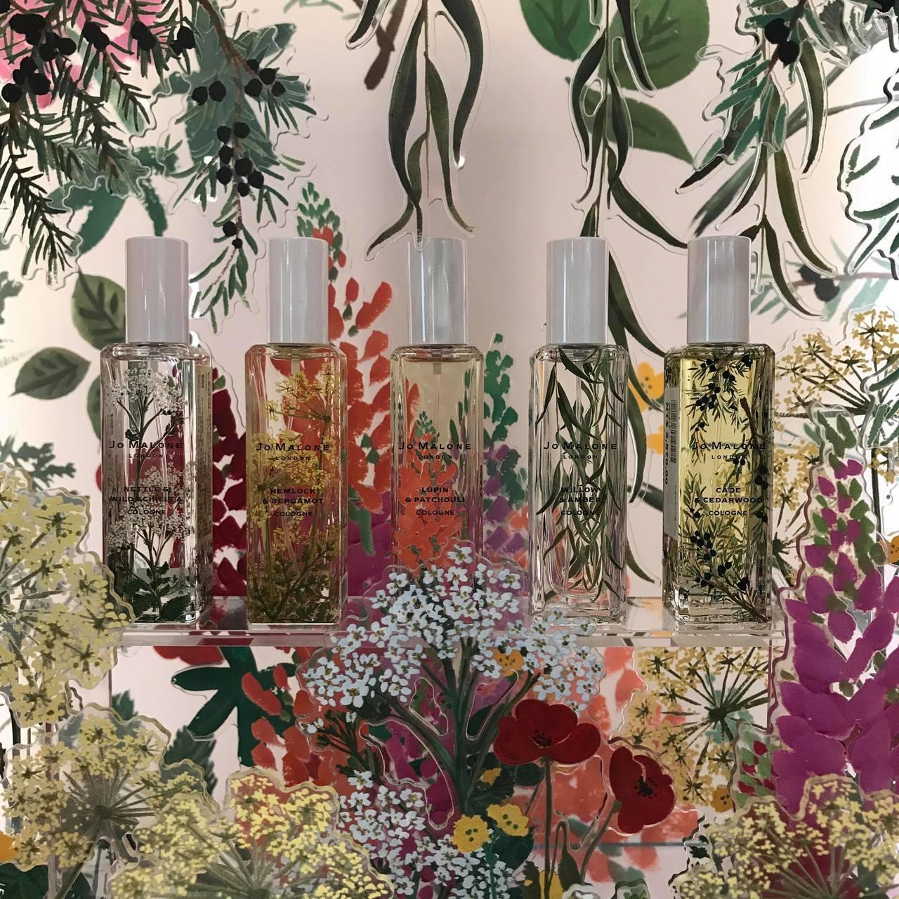 Jo Malone「英倫河岸(Wild Flowers & Weeds)」限量系...