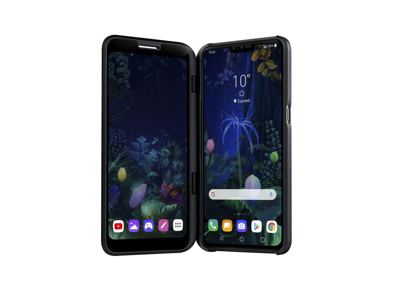 Dual Screen和LG V50 ThinQ 5G亦可分別獨立使用,組合出各...