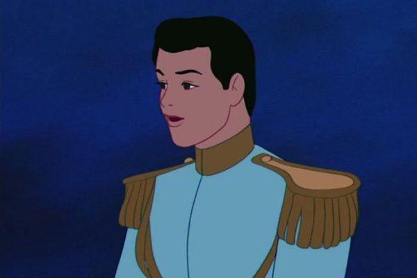 「仙履奇緣」的王子是迪士尼卡通中的經典形象之一。圖/翻攝自YouTube