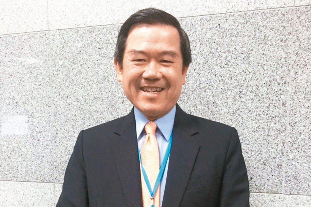 友通董事長陳其宏