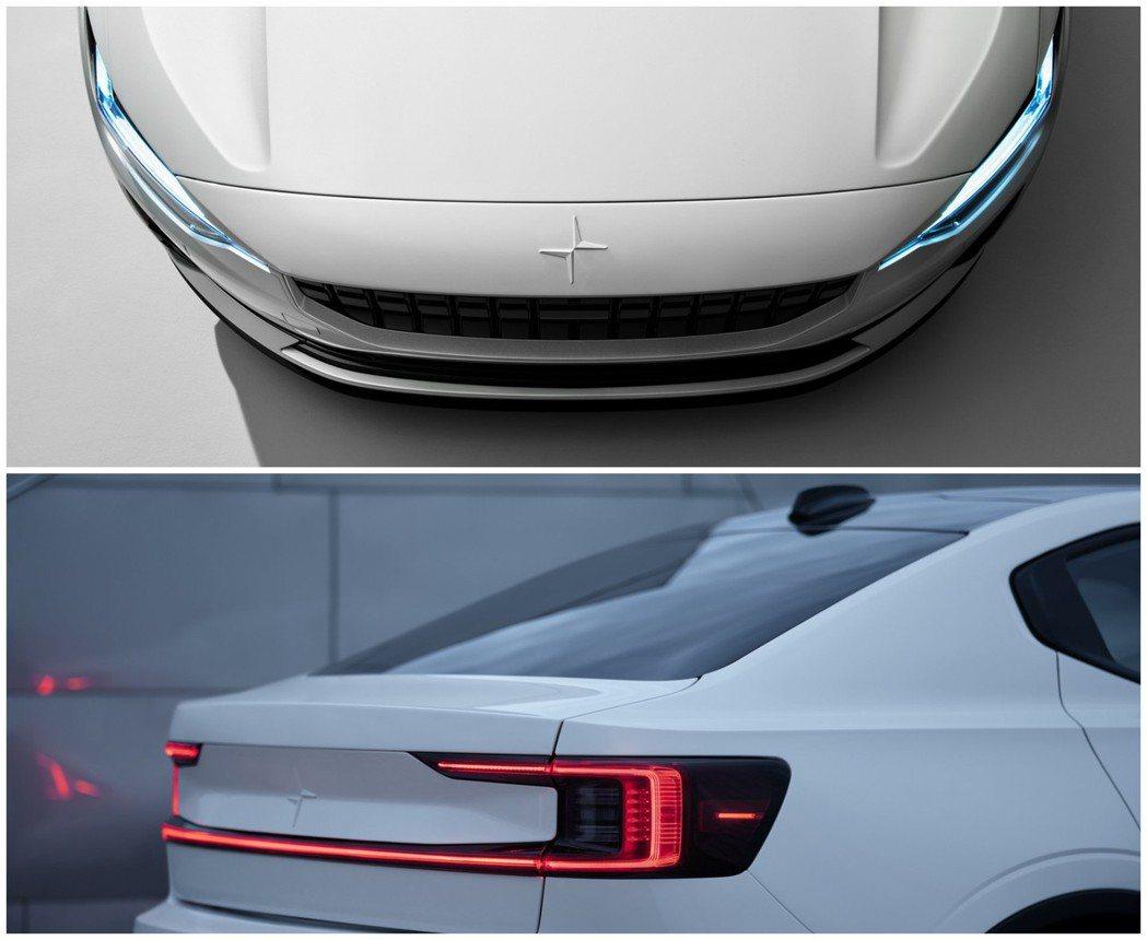 Polestar 2的外觀參照了Volvo於2016年發表的Concept 40...