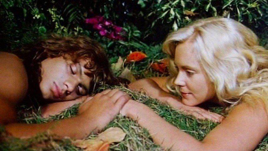 「都是夏娃惹的禍」不乏浪漫片段。圖/摘自Mubi