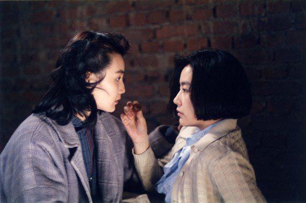 張曼玉鬆口洩密 曾嫉妒林青霞比她美