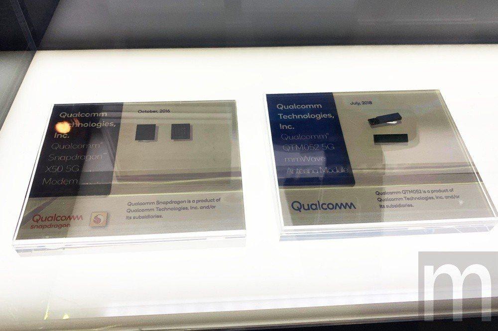 Qualcomm提出的5G連網晶片與天線模組設計,讓5G連網手機設計可以變得更輕...