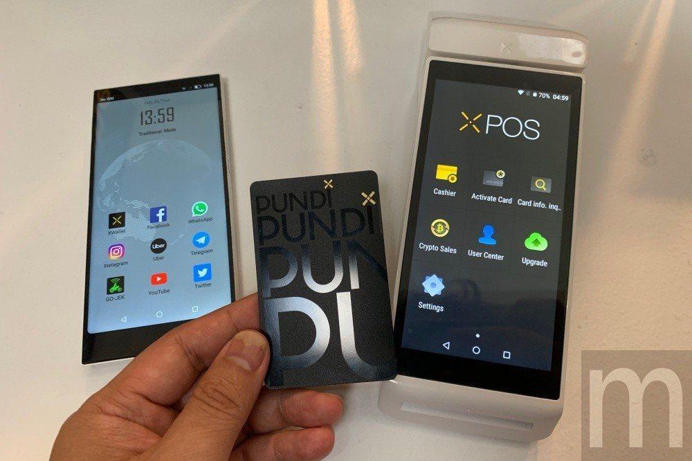 加上此次推行的區塊鏈技術應用手機,Pundi X的服務將更加完整