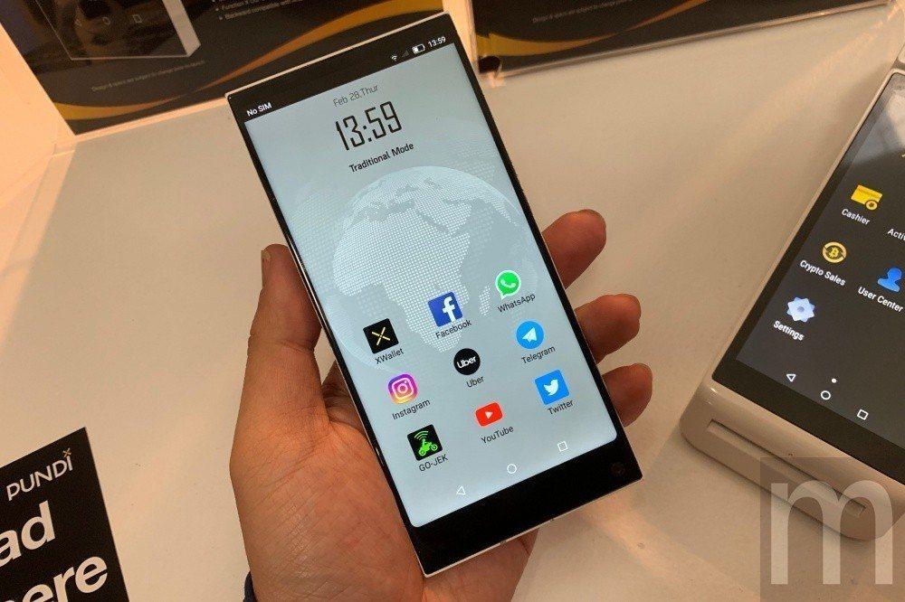 XPhone在一般使用情況下,與一般Android手機沒有差異